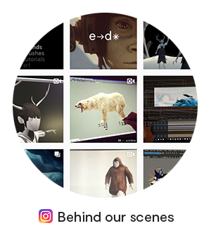 e→d films on Instagram